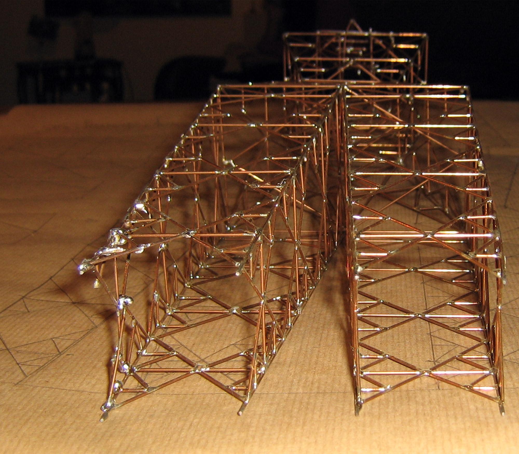Humanoid Pylon, model