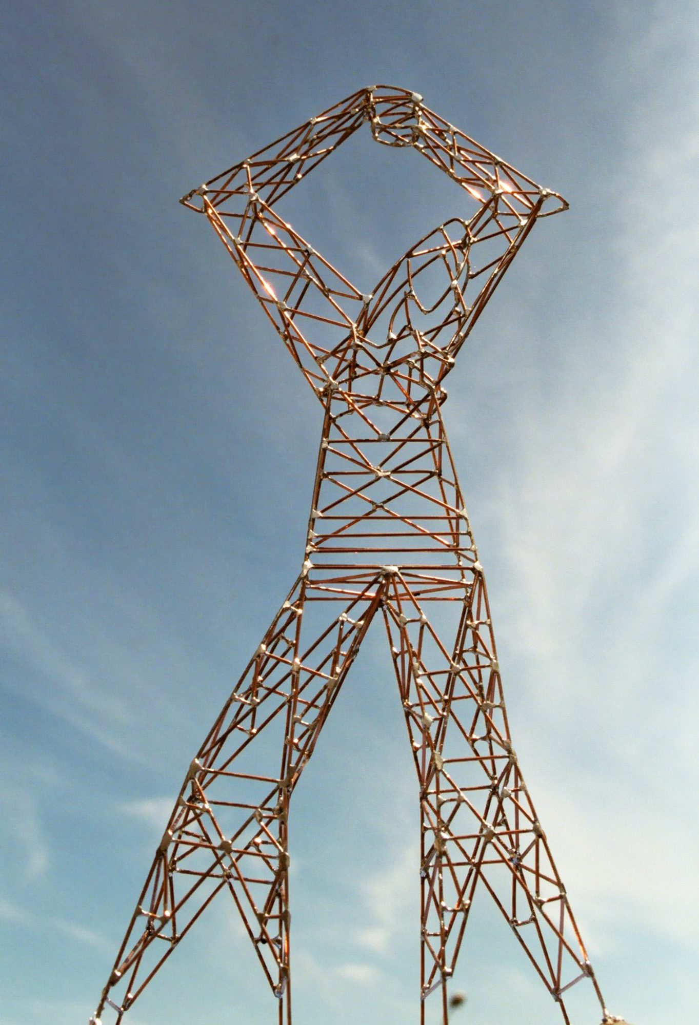 Kalina, Sculpture-Pylon