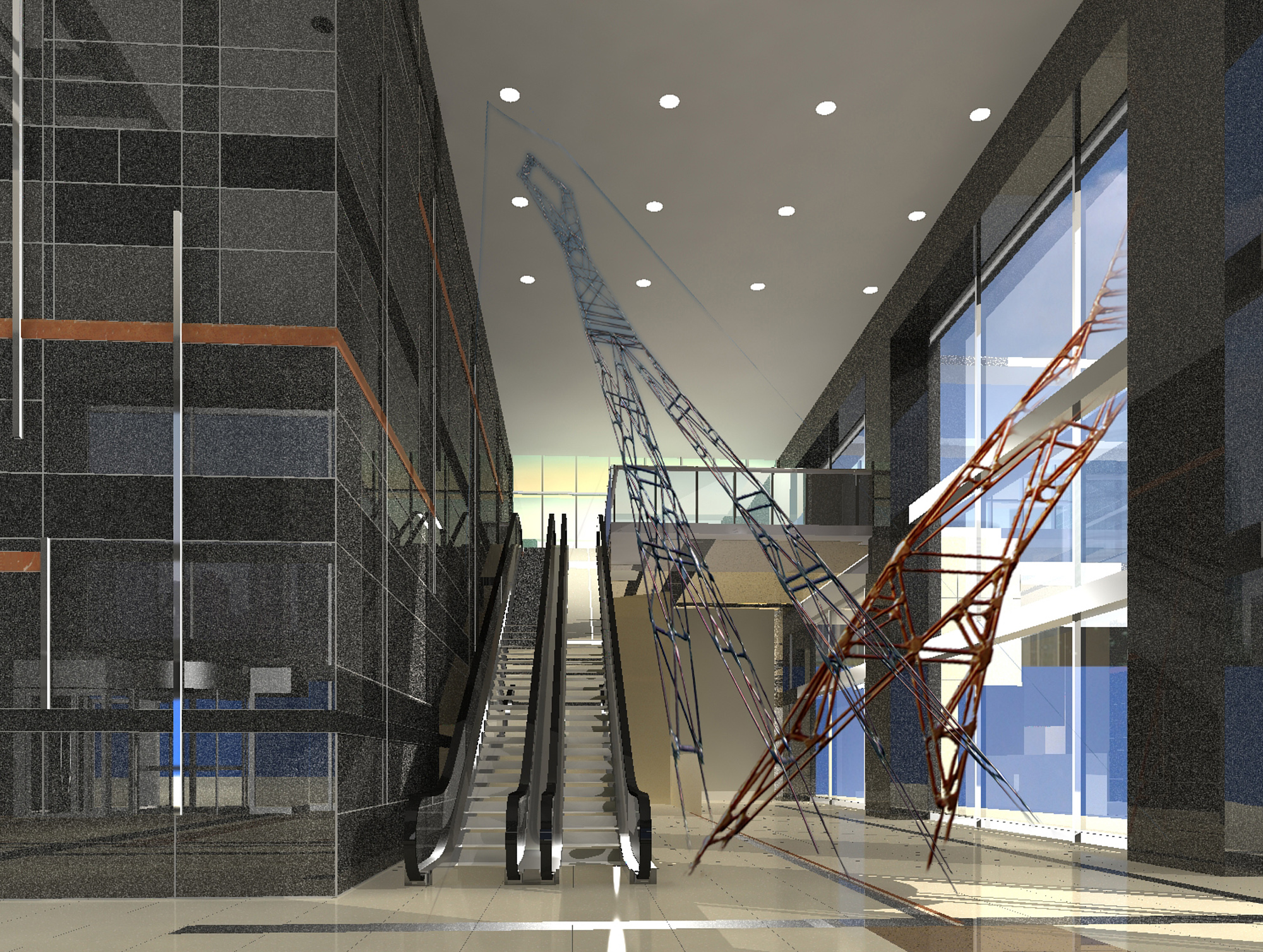 Hamilton, urban-space project