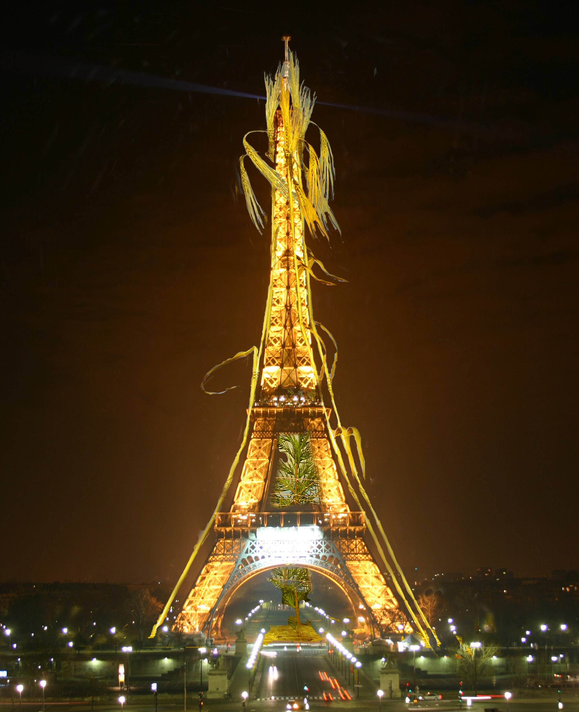 """Na-Tour"""" Project for Eiffel tower"""